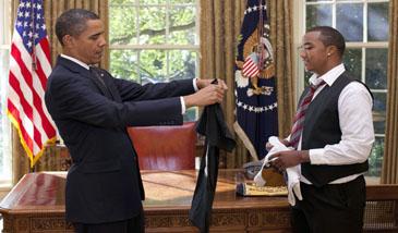 Kalief Rollins and Obama 2EEXC