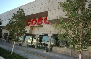 The Cobo Center
