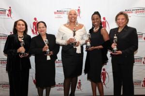 The Women of Power Legacy Award winners (l-r) (Source: Lonnie C. Major)