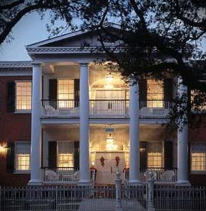 Since the oil spill, bookings are down 30% at the Hubbard Mansion Bed and Breakfast in New Orleans.