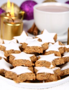 Holiday entertaining parties cookies