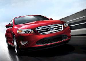 Taurus' dream machine SHO's off (Ford)