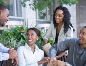Black entrepreneurs networking
