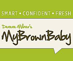 My Brown Baby logo