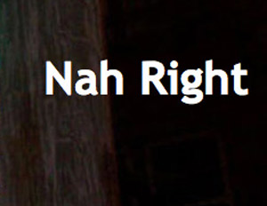 Nah Right logo