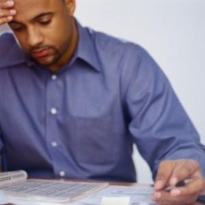 Man struggles to pay large tax bill