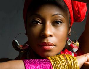 Choreographer Fatima Robinson