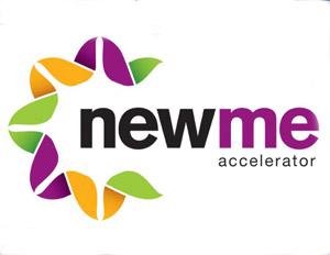 New Me Accelerator logo