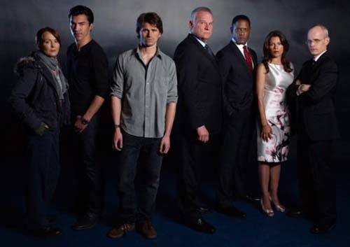 Cast of NBC's The Event