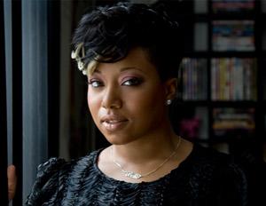 Author/Blogger Demetria L. Lucas of A Belle in Brooklyn