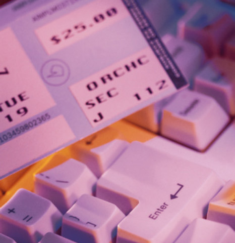 Buying tickets online