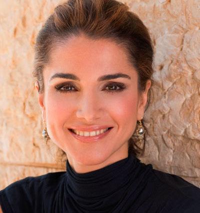 Queen Rania Al Abdullah of Jordan's Twitter avatar