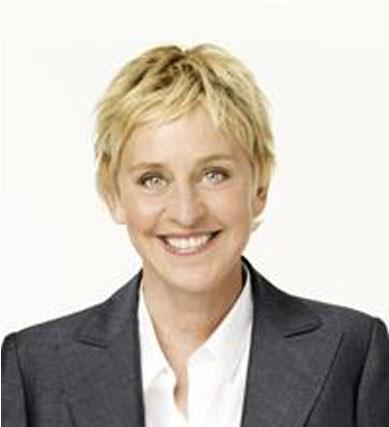 Ellen DeGeneres Twitter avatar