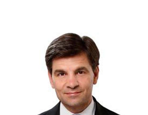 George Stephanopoulos Twitter avatar