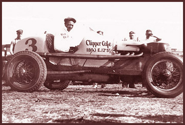 Black race car pioneer Charlie Wiggins