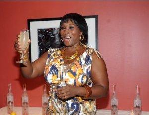 Bevy Smith hosts brunch for CNN Don Lemon
