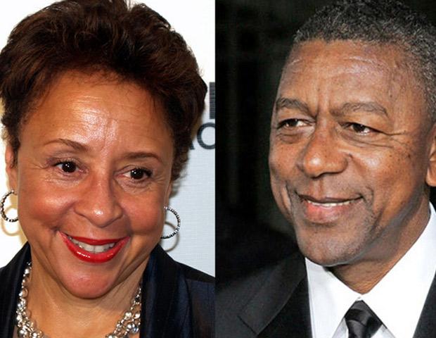 Sheila Johnson & Bob Johnson
