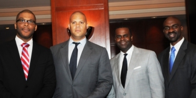 Atlanta Urban Entrepreneurs Forum with Tyler Perry, Magnus Greaves, Mayor Kasim Reed, Michael Blake
