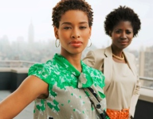 black women executives