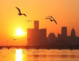 Detroit Bankruptcy Turns Spotlight to Business Development