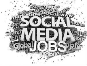 social media jobs letters