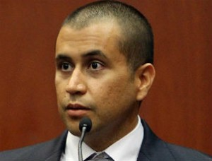 george zimmerman on stand