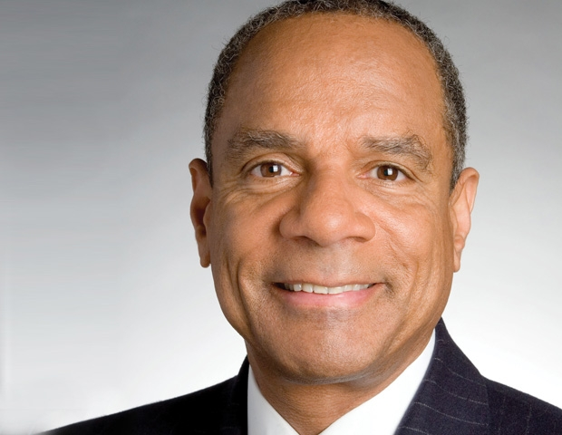 Kenneth I. Chenault, CEO of American Express