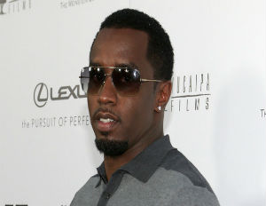 p diddy smiling