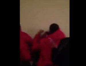 lil reese beating up girl