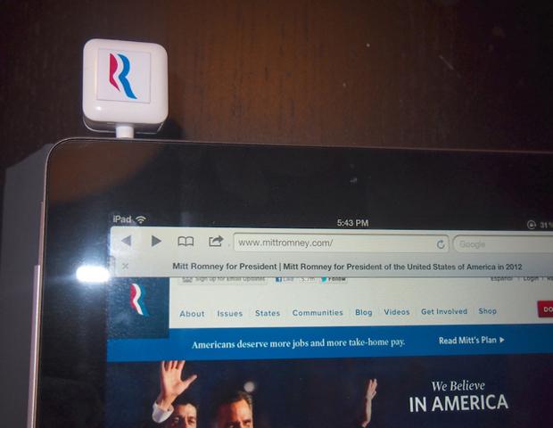 Romney Square App