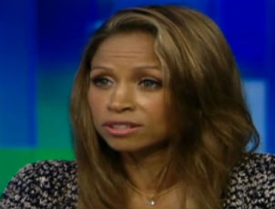 stacey dash on cnn talking romney