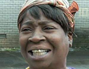 sweet brown smiling
