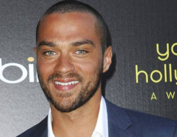 jesse williams smiling