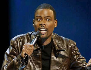 chris rock comedy mic