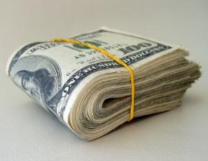 money rubberband