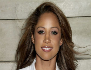 stacey dash smiling