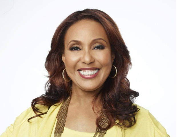Telma Hopkins is all smiles with her career.