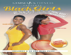 ellen and lana ector black girls workout too