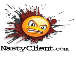 nasty client