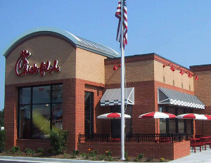 Chick-fil-A Offers Free Breakfast to Customers
