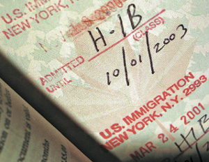 h1b visa workers foreigns