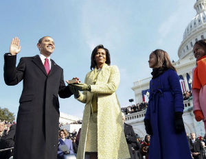 obama inauguration 2013