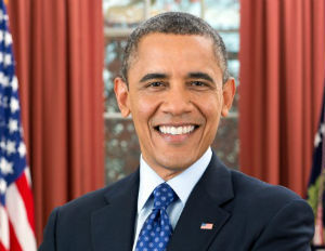 president obama 2nd portrait