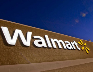 Wal-Mart testing online delivery lockers in stores