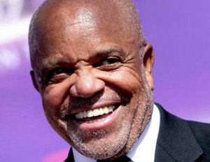 berry gordy smiling