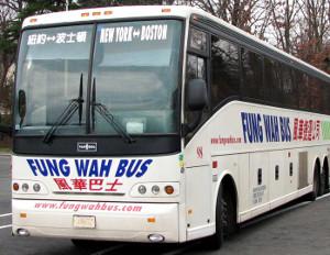 chinatown bus nyc fung wah