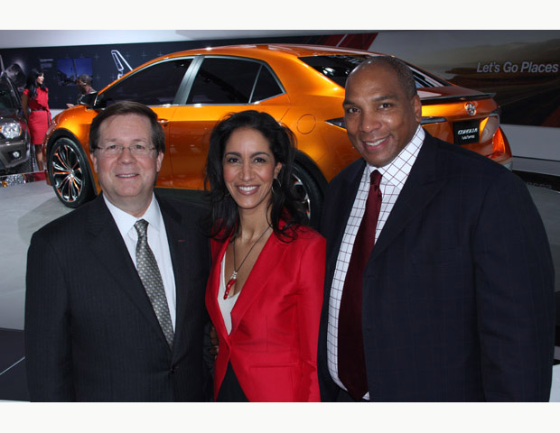 North American International Auto Show 2013