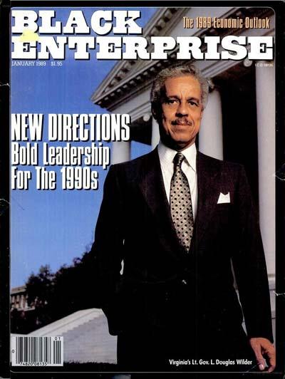 black enterprise magazine cover