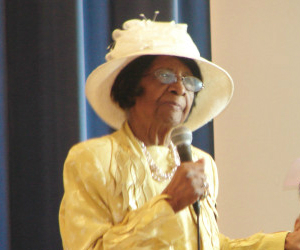 oldest black person louisiana hines
