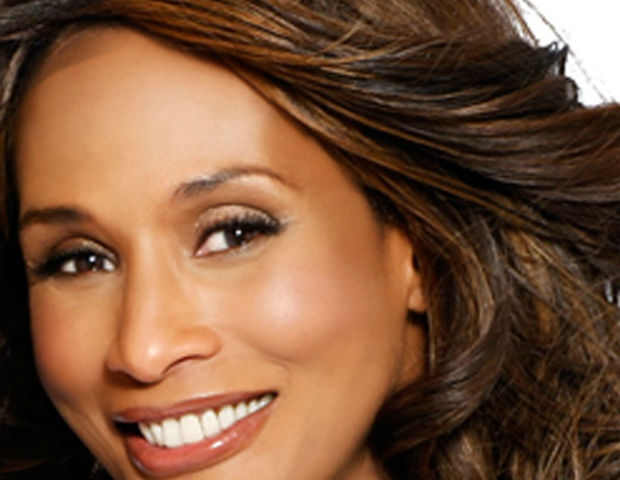 beverly johnson smiling
